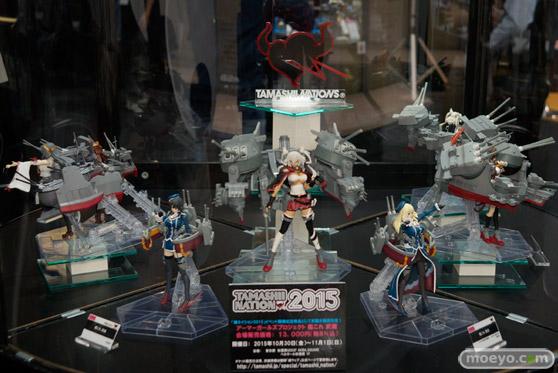 東京ゲームショウ2015 DMM 艦これ フィギュア サンプル レビュー 画像 30