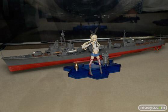 東京ゲームショウ2015 DMM 艦これ フィギュア サンプル レビュー 画像 36
