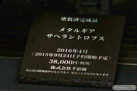 東京ゲームショウ2015 フィギュア サンプル レビュー 画像 コナミ カピコン マッドキャッツ プレイステーションVR バンダイナムコゲームズ 11