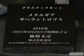 東京ゲームショウ2015 フィギュア サンプル レビュー 画像 コナミ カピコン マッドキャッツ プレイステーションVR バンダイナムコゲームズ 13