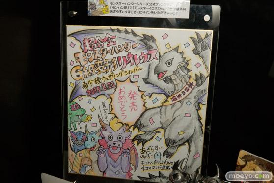 東京ゲームショウ2015 フィギュア サンプル レビュー 画像 コナミ カピコン マッドキャッツ プレイステーションVR バンダイナムコゲームズ 19