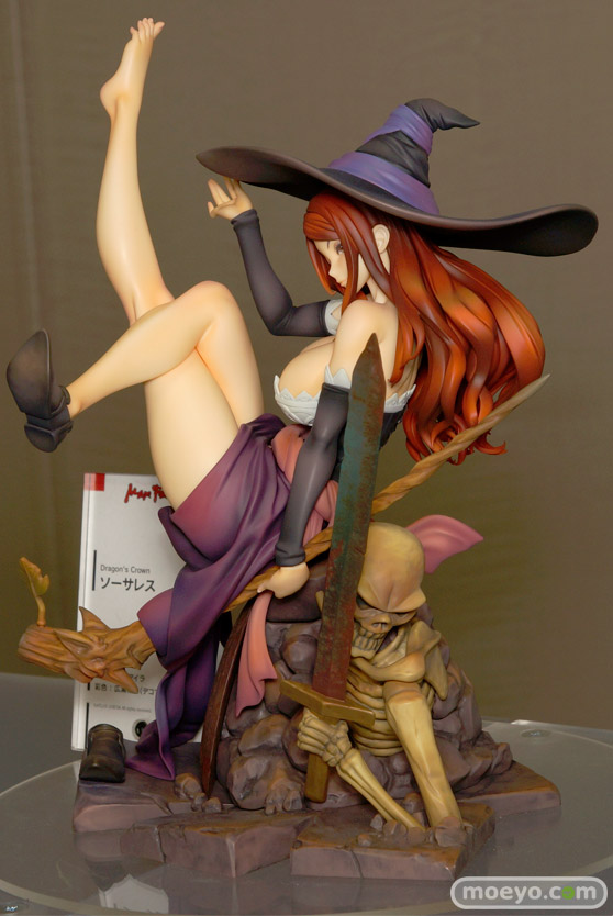Dragon's Crown ソーサレス マックスファクトリー 画像 サンプル レビュー フィギュア デイラ 広瀬裕之 03