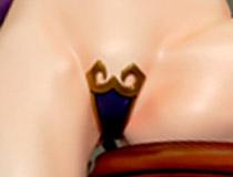 【WF2015夏】ロケットボーイ「死なずの姫君 マリィ」 新作フィギュア彩色サンプル画像レビュー