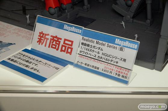 2015 第55回 全日本模型ホビーショー 画像 サンプル レビュー フィギュア プラモデル バンダイ メガハウス 20