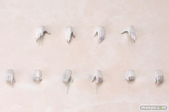 フレームアームズ・ガール マテリア White Ver. コトブキヤ 画像 サンプル レビュー フィギュア プラモデル 清水康智 11