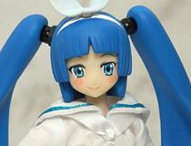【WF2015夏】アゾン「ピコニーモキャラクターシリーズ ニパ子」新作ドール彩色サンプル画像レビュー