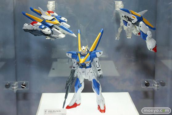 MG 1/100 V2ガンダム Ver.Ka バンダイ 画像 サンプル レビュー プラモデル 第55回 全日本模型ホビーショー 01