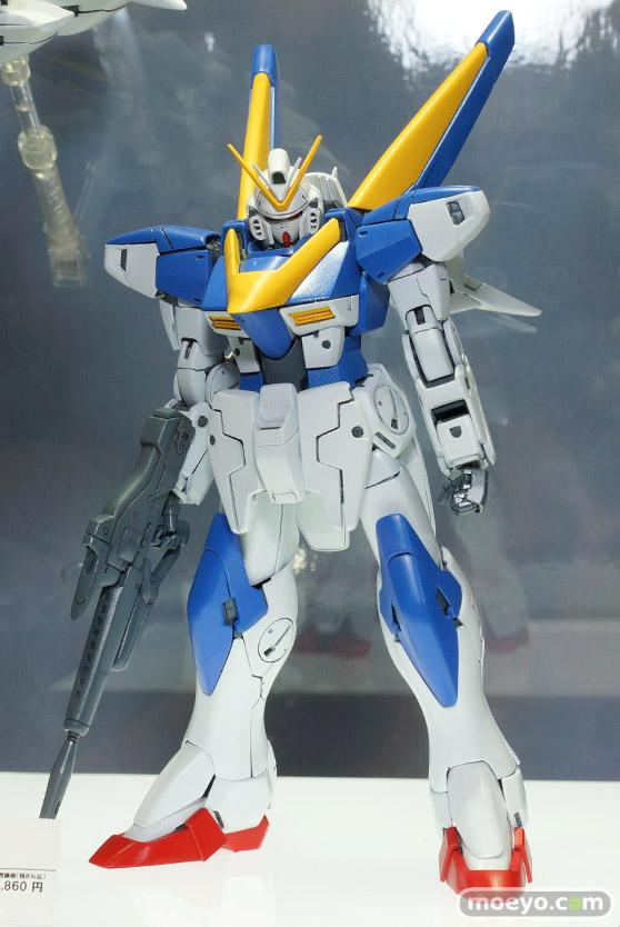MG 1/100 V2ガンダム Ver.Ka バンダイ 画像 サンプル レビュー プラモデル 第55回 全日本模型ホビーショー 02