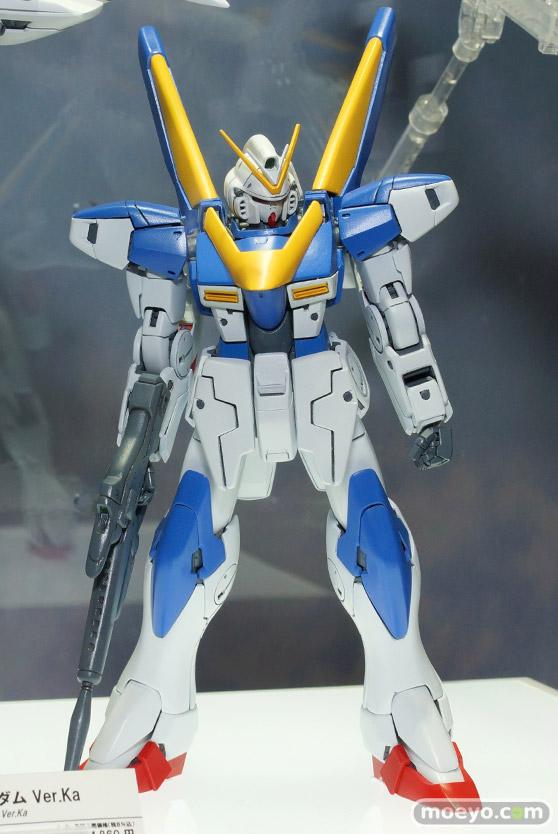 MG 1/100 V2ガンダム Ver.Ka バンダイ 画像 サンプル レビュー プラモデル 第55回 全日本模型ホビーショー 03