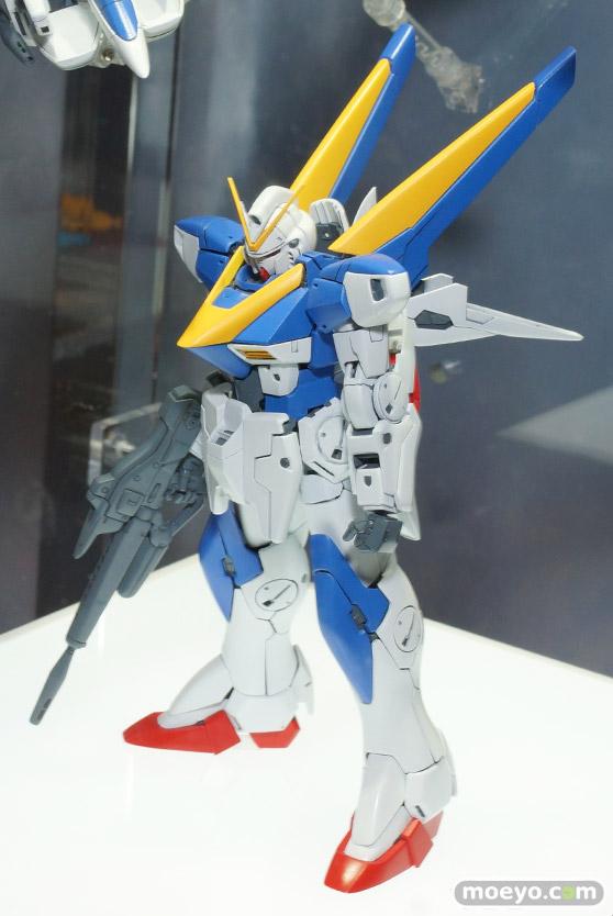 MG 1/100 V2ガンダム Ver.Ka バンダイ 画像 サンプル レビュー プラモデル 第55回 全日本模型ホビーショー 04