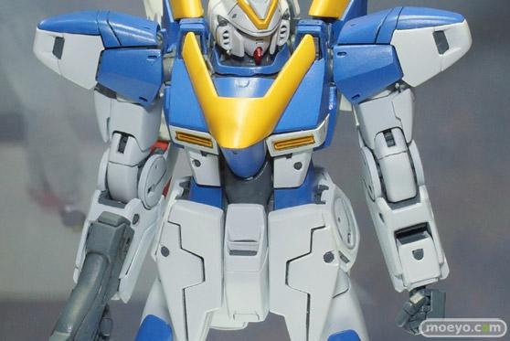 MG 1/100 V2ガンダム Ver.Ka バンダイ 画像 サンプル レビュー プラモデル 第55回 全日本模型ホビーショー 06