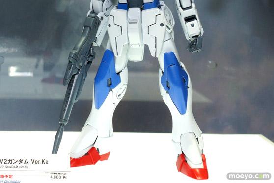 MG 1/100 V2ガンダム Ver.Ka バンダイ 画像 サンプル レビュー プラモデル 第55回 全日本模型ホビーショー 07