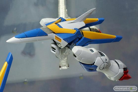 MG 1/100 V2ガンダム Ver.Ka バンダイ 画像 サンプル レビュー プラモデル 第55回 全日本模型ホビーショー 09