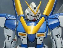 【第55回ホビーショー】バンダイ新作プラモデル「MG 1/100 V2ガンダム Ver.Ka」 ついに予約開始!