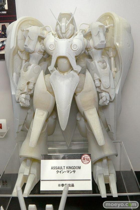 ガンダム スターウォーズ エルガイム バンダイ 画像 サンプル レビュー フィギュア 第55回 全日本模型ホビーショー 22