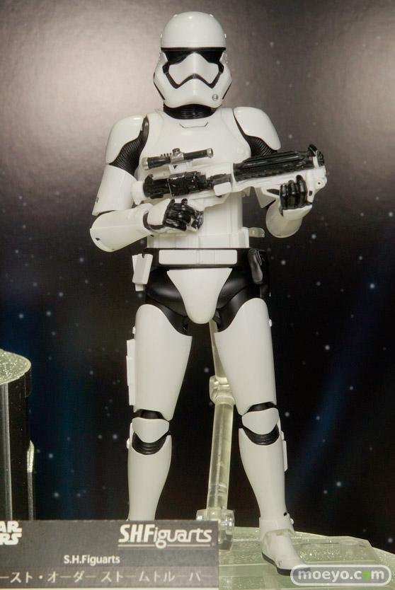 ガンダム スターウォーズ エルガイム バンダイ 画像 サンプル レビュー フィギュア 第55回 全日本模型ホビーショー 37