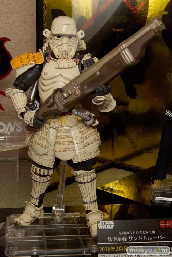 ガンダム スターウォーズ エルガイム バンダイ 画像 サンプル レビュー フィギュア 第55回 全日本模型ホビーショー 49
