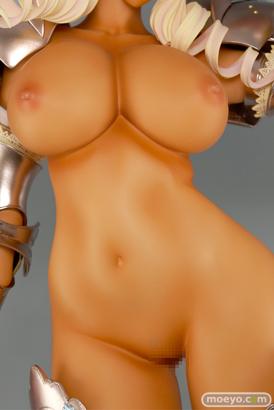ワルキューレロマンツェ More&More ベルティーユ 褐色ver. ダイキ工業 画像 サンプル レビュー フィギュア 唐詩郎 まいもっち 35