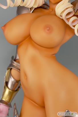ワルキューレロマンツェ More&More ベルティーユ 褐色ver. ダイキ工業 画像 サンプル レビュー フィギュア 唐詩郎 まいもっち 38