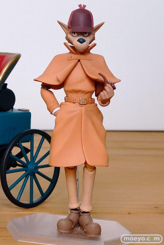 figma 名探偵ホームズ シャーロック・ホームズ ファット・カンパニー 画像 サンプル レビュー フィギュア SCRATCH MODELIST 02