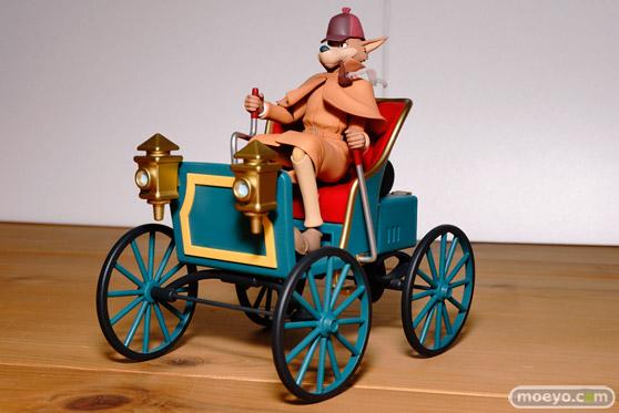 figma 名探偵ホームズ シャーロック・ホームズ ファット・カンパニー 画像 サンプル レビュー フィギュア SCRATCH MODELIST 14