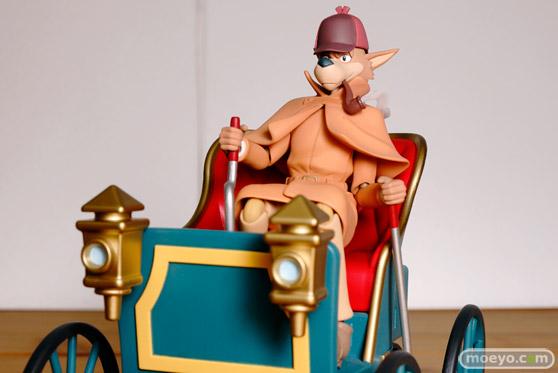 figma 名探偵ホームズ シャーロック・ホームズ ファット・カンパニー 画像 サンプル レビュー フィギュア SCRATCH MODELIST 21
