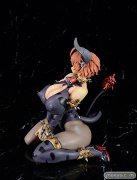 爆乳牛娘 メルフィ コミックアンリアル Vol.38 Cover girl Creator's Choice Color. マウスユニット 画像 サンプル レビュー フィギュア ジャスティス 09