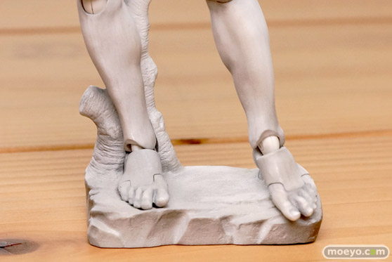 フリーイングの新作フィギュアfigma テーブル美術館 ダビデ像06