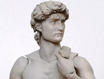 美術史を代表するイケメン彫刻「ダビデ像」、堂々登場!フリーイング「figma テーブル美術館 ダビデ像」予約開始!