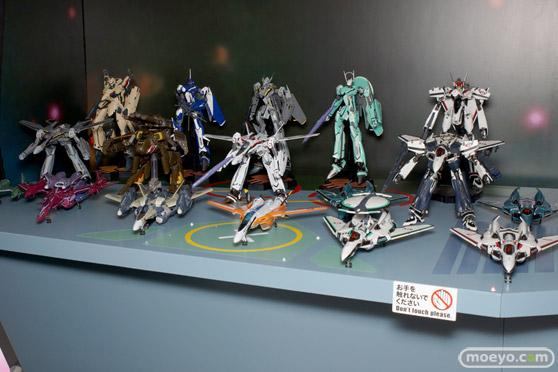 魂ネイション2015 連動企画 『マクロスF』特別展示のシェリルとランカ12