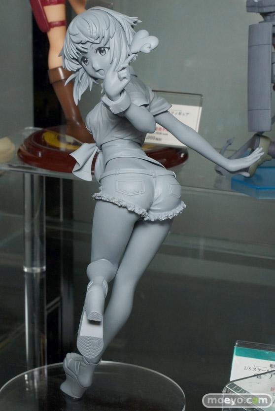 コトブキヤの新作フィギュアアクエリオン・ロゴス 月銀舞亜展示05