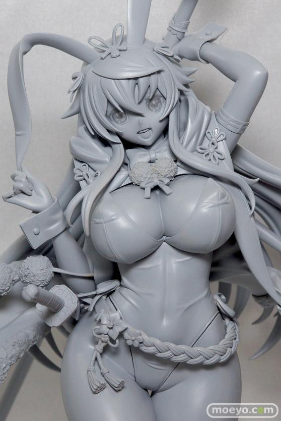 ヴェルテクスの戦国武将姫 MURAMASA 藤堂高虎のフィギュアサンプル画像04