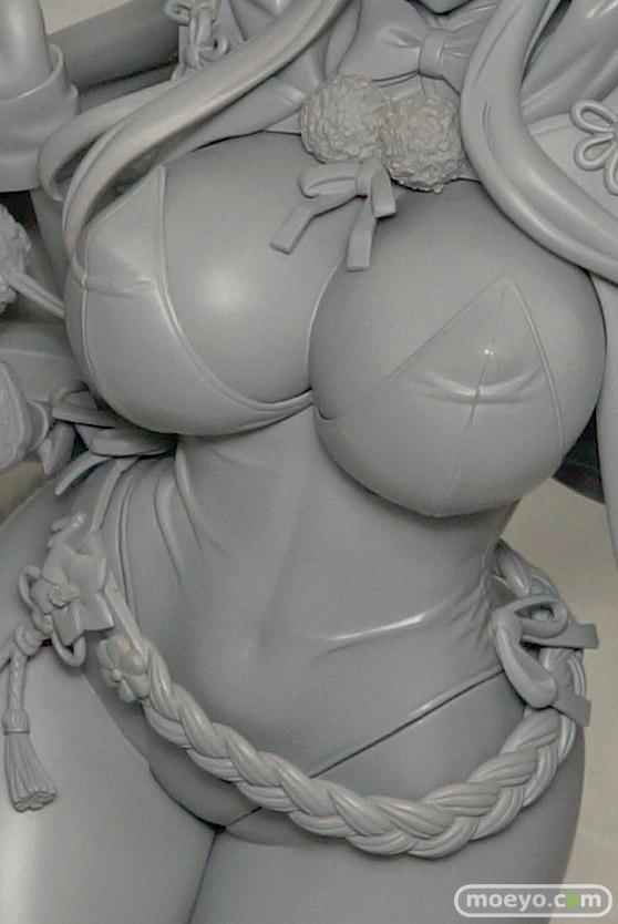 ヴェルテクスの戦国武将姫 MURAMASA 藤堂高虎のフィギュアサンプル画像07