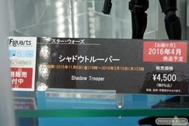 TAMASHII NATIONS AKIBA ショールームでの魂ネイション2015 アフター展示の様子19
