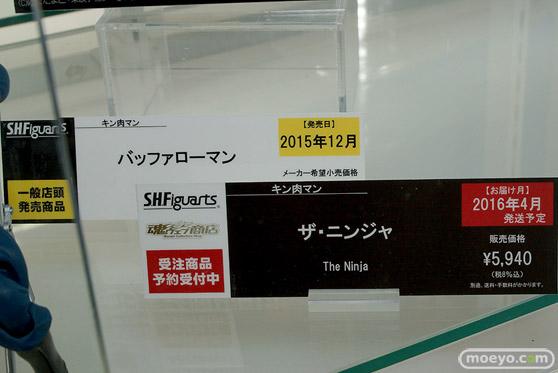 TAMASHII NATIONS AKIBA ショールームでの魂ネイション2015 アフター展示の様子31