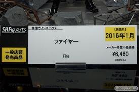 TAMASHII NATIONS AKIBA ショールームでの魂ネイション2015 アフター展示の様子08
