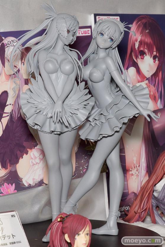 スカイチューブのT2ART・GIRLS 白と黒のオデットのフィギュアサンプル画像02
