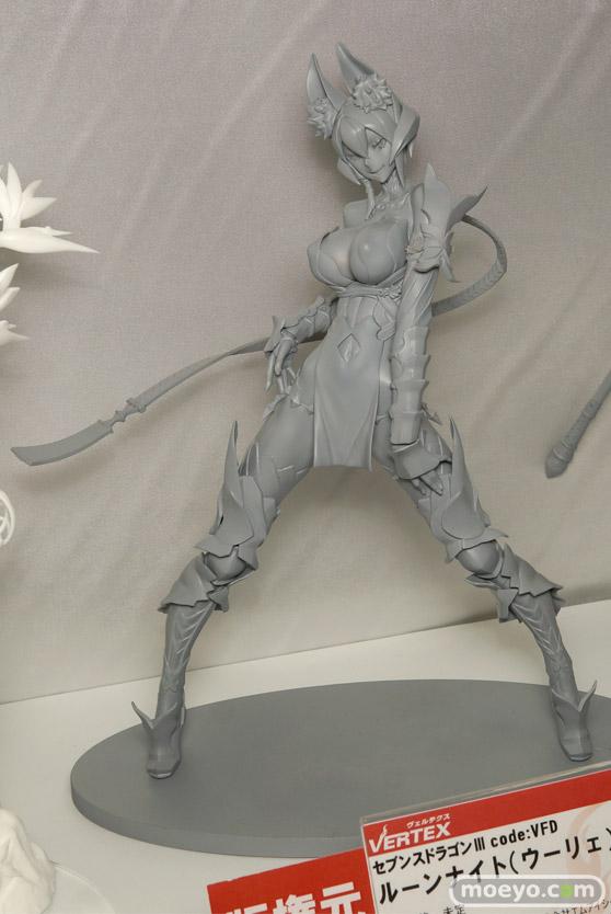 ヴェルテクスのヴェルテクス「セブンスドラゴンIII code:VFD ルーンナイト(ウーリェ)」のフィギュアサンプル画像01