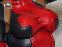 【宮沢展示会36】コトブキヤ新作フィギュア「MARVEL美少女 MARVEL UNIVERSE レディ・デッドプール」彩色サンプルが展示!