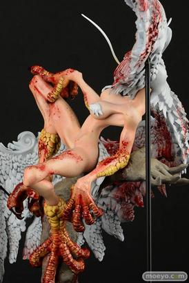 オルカトイズのデビルマン シレーヌ-恍惚の妖鳥-Blood of beautyのフィギュアサンプル画像ポロリ編15