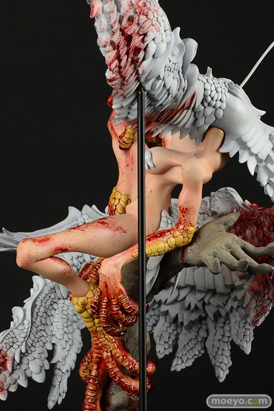 オルカトイズのデビルマン シレーヌ-恍惚の妖鳥-Blood of beautyのフィギュアサンプル画像ポロリ編16