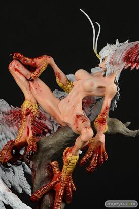 オルカトイズのデビルマン シレーヌ-恍惚の妖鳥-Blood of beautyのフィギュアサンプル画像ポロリ編44