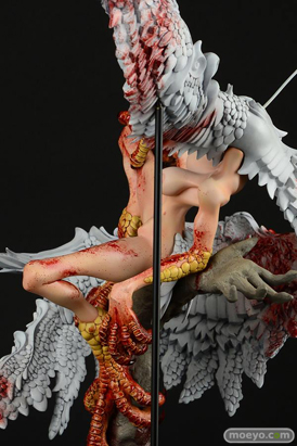 オルカトイズのデビルマン シレーヌ-恍惚の妖鳥-Blood of beautyのフィギュアサンプル画像ポロリ編47