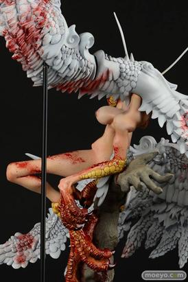 オルカトイズのデビルマン シレーヌ-恍惚の妖鳥-Blood of beautyのフィギュアサンプル画像ポロリ編48