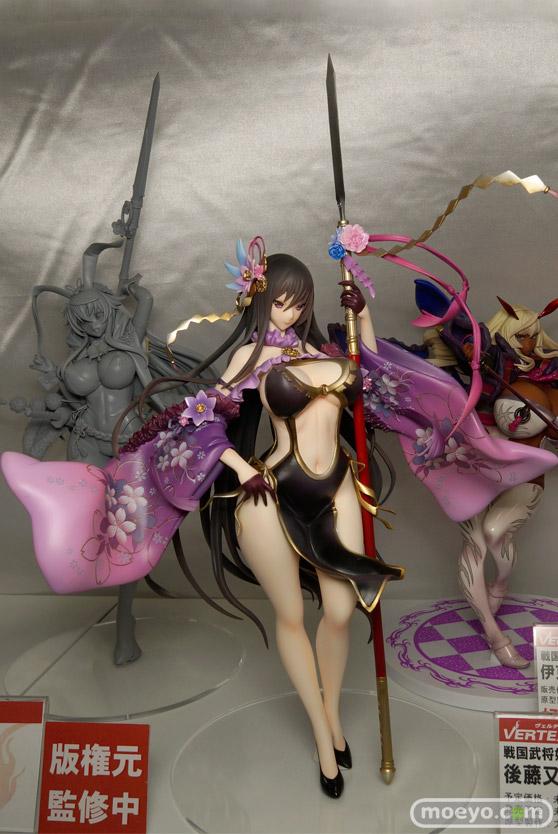 ヴェルテクスの戦国武将姫-MURAMASA- 後藤又兵衛のフィギュアサンプル画像01