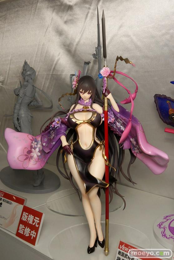 ヴェルテクスの戦国武将姫-MURAMASA- 後藤又兵衛のフィギュアサンプル画像03