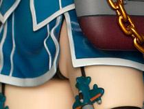 【宮沢展示会36】キューズQ「艦隊これくしょん -艦これ- 高雄」新作フィギュア彩色サンプル画像レビュー