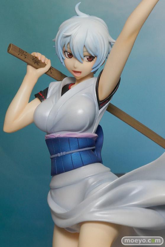 メガハウスのG.E.M.シリーズ 銀魂 坂田銀子&X子のフィギュアサンプル画像05