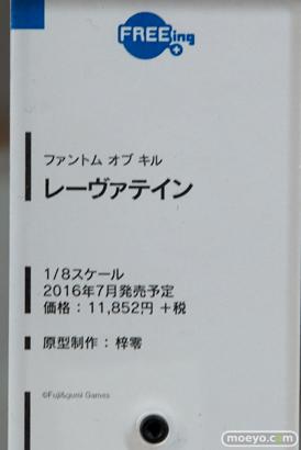秋葉原での2015年末フィギュアサンプル展示の様子18
