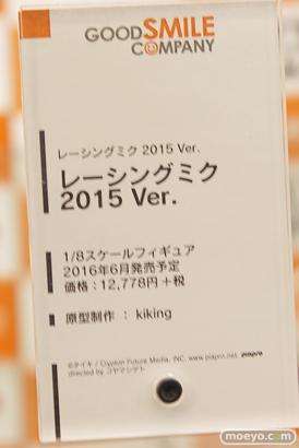 秋葉原での2015年末フィギュアサンプル展示の様子23
